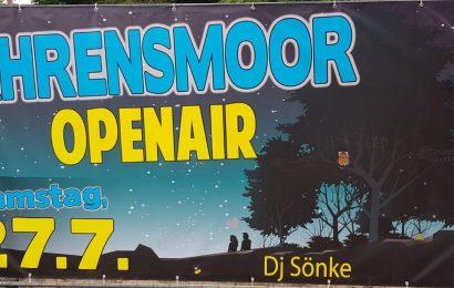 Ahrensmoor OPENAIR am 27.07.2019