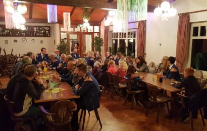 """Spielmannszug News: Generalversammlung des Spielmannszuges """"Frei weg"""" Ahrensmoor"""